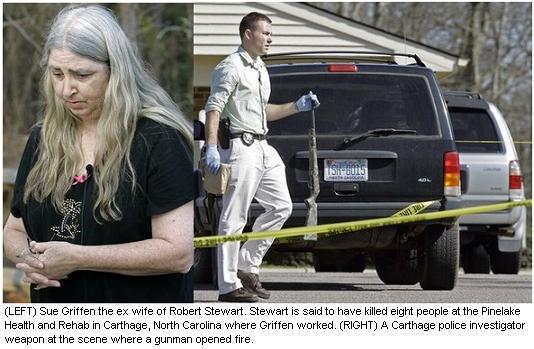 Robert Stewart & Classic American Racial Psychosis