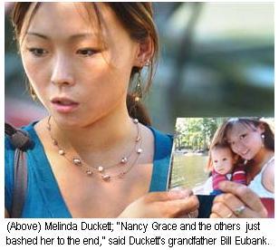 Melinda Duckett Killed by Nancy Grace