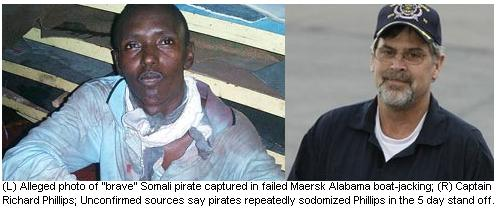 BBC NEWS | In Pictures | Africa in pictures: 15-21 November |Somali Pirates Captured Muse