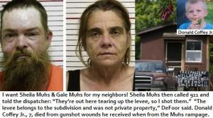 I want Sheila Muhs & Gale Muhs for my neighbors! Ask Donald Coffey Jr.!