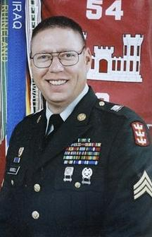 Sgt. John M. Russell: Another Normal White Guy