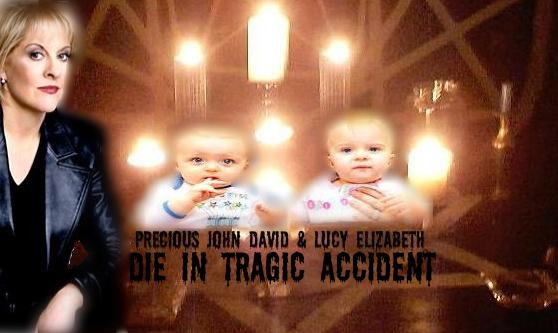 Nancy Grace Twins (John David & Lucy Elizabeth) Die In Tragic Accident