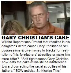 Gary Christian's Cake