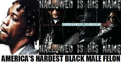 Americas #1 Sexiest & Hardest Black Male Felon Letalvis Cobbins, Life Without Parole is Cakewalk