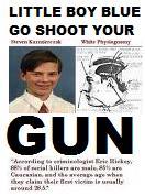 Little Boy Blue Go Shoot Your Gun, Dean Epperson: Has He Killed Blacks & Women Already?