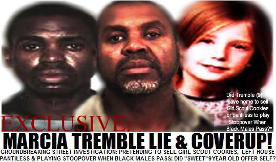 Marcia Tremble Lie & Coverup: Jerome Sydney Barrett Entagled in Web of Diabolical 9 Year Old?
