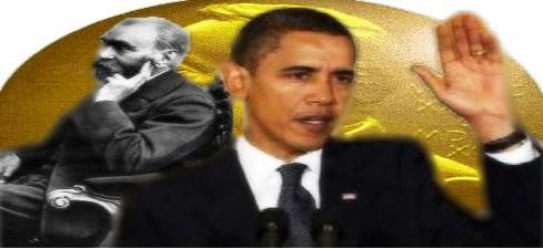 Obama & The Devil's Peace Prize