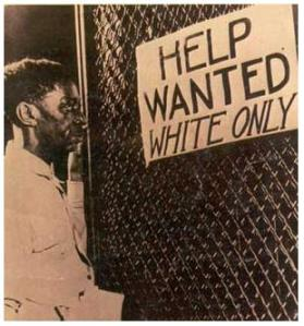 Help Wanted: Whites Only