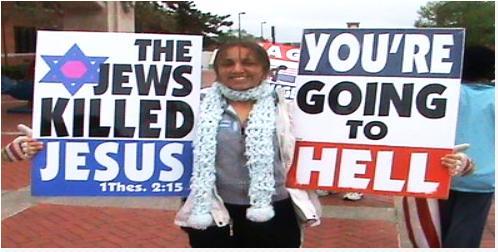 The Great White Lie: The Jews Killed Jesus