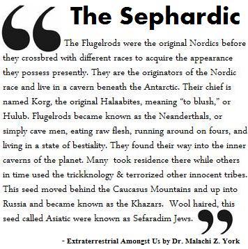 Flugelrods Amongst Us: Sephardic Jews